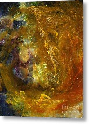 Leo121 Metal Print by Kathleen Fowler