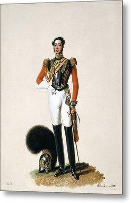 Lieutenant Thomas Myddleton Biddulph Metal Print