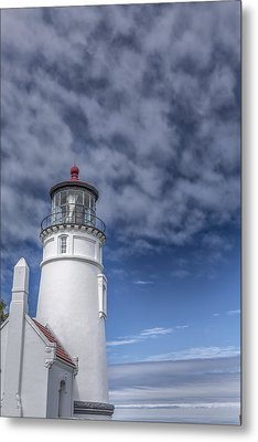 Light In The Sky Metal Print by Jon Glaser