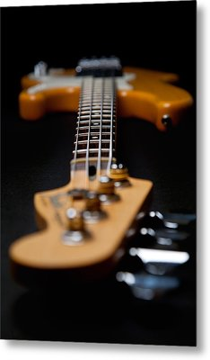 Long Neck Metal Print by Peter Tellone