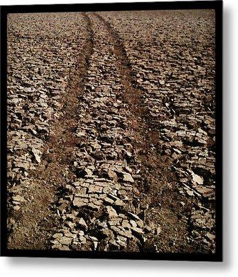 Long Road Ahead Metal Print by Brett Smith