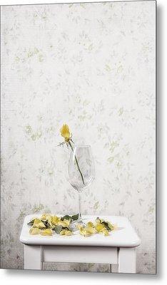 Lost Petals Metal Print by Joana Kruse
