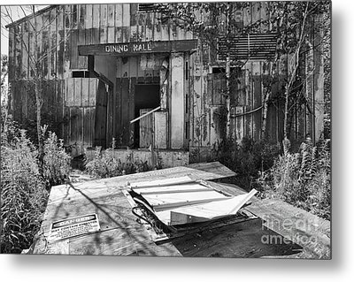 Lyndonville Air Force Station - East Mountain East Haven Vermont Metal Print