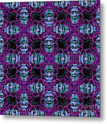 Medusa Abstract 20130131m180 Metal Print