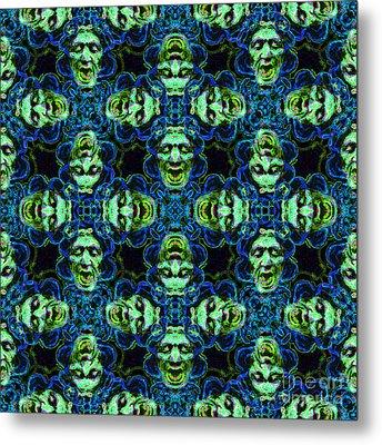 Medusa Abstract 20130131p90 Metal Print