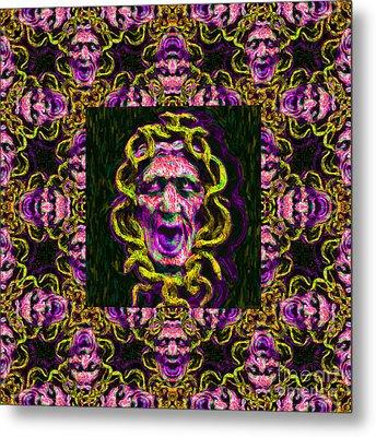 Medusa's Window 20130131m138 Metal Print