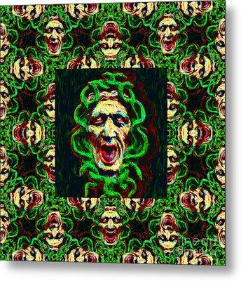 Medusa's Window 20130131p0 Metal Print