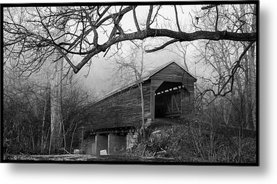Meems Bottom Bridge 9 Metal Print