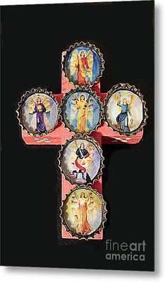 Mexican Icon Metal Print