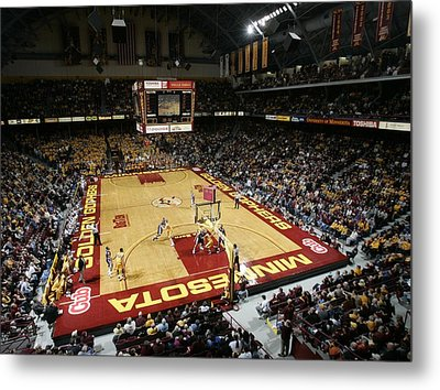Minnesota Golden Gophers Williams Arena Photograph By