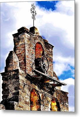 Mission Tolls Metal Print