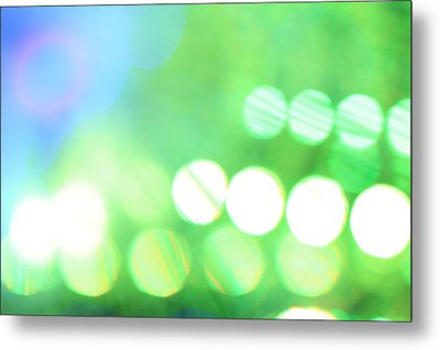 Metal Print featuring the photograph Morning Dew by Dazzle Zazz