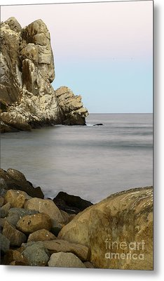 Morro Bay Morning 2 Metal Print