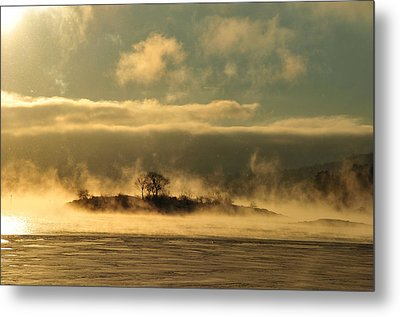 Metal Print featuring the photograph Mystery Island by Randi Grace Nilsberg