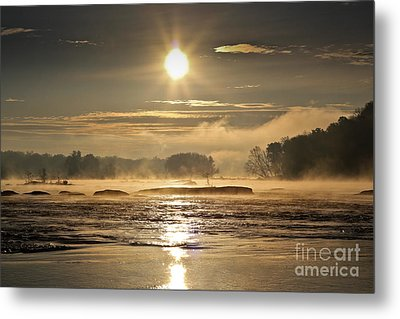 Metal Print featuring the photograph Mystic Shores by Everett Houser
