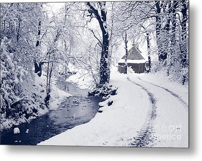 Metal Print featuring the photograph Nearly Home by Liz Leyden