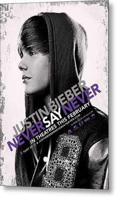 Never Say Never 2 Metal Print by Movie Poster Prints