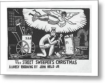 New Yorker December 12th, 1925 Metal Print by Jr., John Held