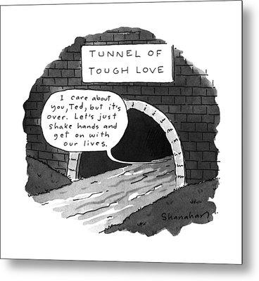 New Yorker July 10th, 1995 Metal Print