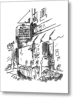 New Yorker July 18th, 1994 Metal Print