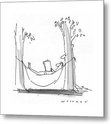 New Yorker July 26th, 1976 Metal Print