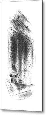 New Yorker November 16th, 1940 Metal Print