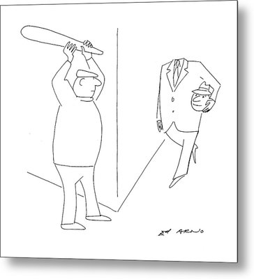New Yorker October 10th, 1994 Metal Print