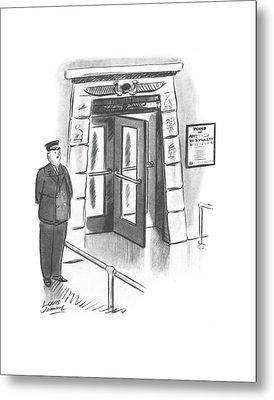 New Yorker October 26th, 1940 Metal Print