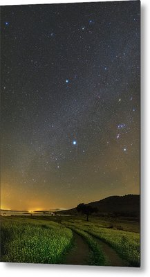 Night Sky In Dark Sky Reserve Metal Print by Babak Tafreshi
