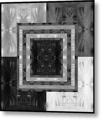 Night Walkers Metal Print by Geoff Simmonds