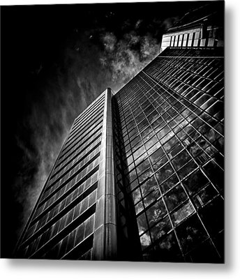 No 123 Front St W Toronto Canada Metal Print by Brian Carson