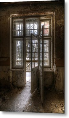 No Way Out Metal Print by Nathan Wright