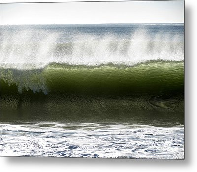 Metal Print featuring the photograph Ocean Palette by Gayle Swigart