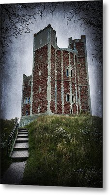 Orford Castle Metal Print by Svetlana Sewell
