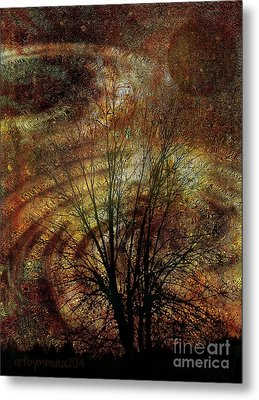 Otherworld Metal Print by Mimulux patricia no No