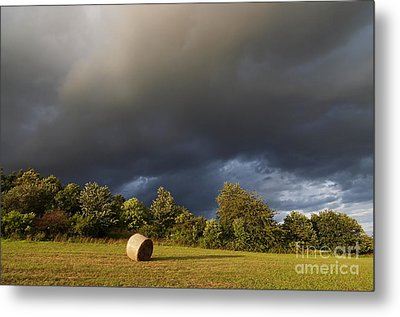 Overcast - Before Rain Metal Print by Michal Boubin