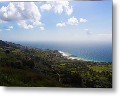 Palos Verdes Peninsula Metal Print by Heidi Smith