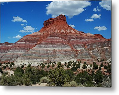 Paria Utah Metal Print by Robert  Moss