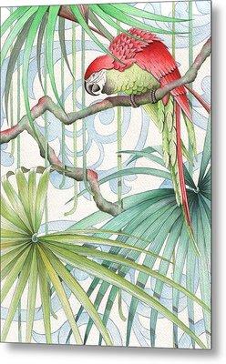 Parrot, 2008 Metal Print