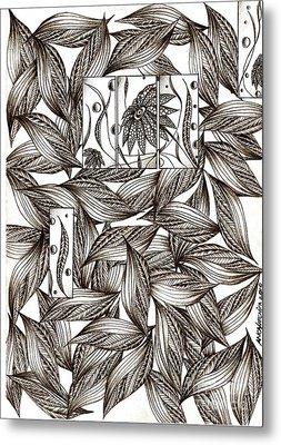 Path Metal Print by Anca S