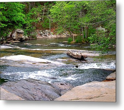 Metal Print featuring the photograph Peaceful by Pete Trenholm
