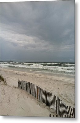 Pensacola Beach Florida Metal Print