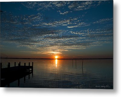 Perfect Ending Metal Print by Kathy Ponce
