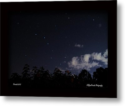 Perseids Big Dipper Metal Print by PJQandFriends Photography