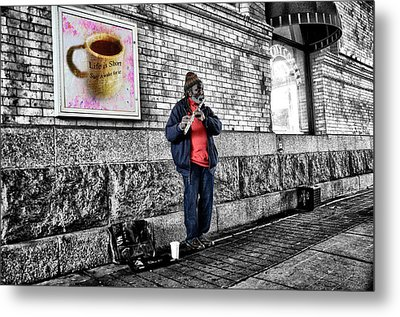 Pied Piper Metal Print by Bill Cannon