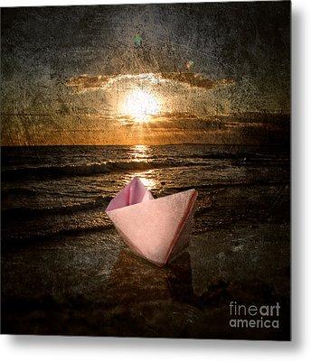 Pink Dreams Metal Print by Stelios Kleanthous