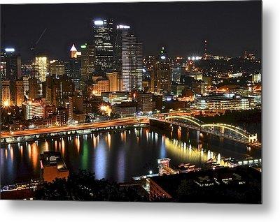 Pittsburgh Pa Metal Print
