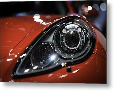 Porsche Panamera Gts Metal Print by Sebastian Musial