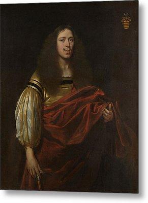 Portrait Of Johan Servaes Van Limburg, Dean Of The Chapter Metal Print by Litz Collection