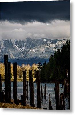 Potential - Landscape Photography Metal Print